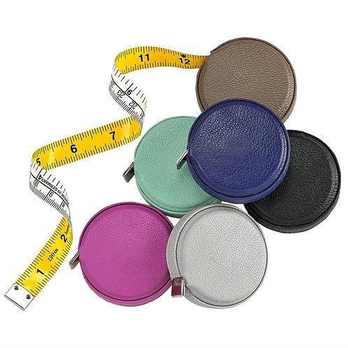 Tape Measure Goatskin Leather