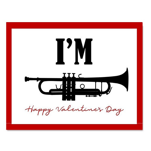 Valentines Day Greeting Card - 26