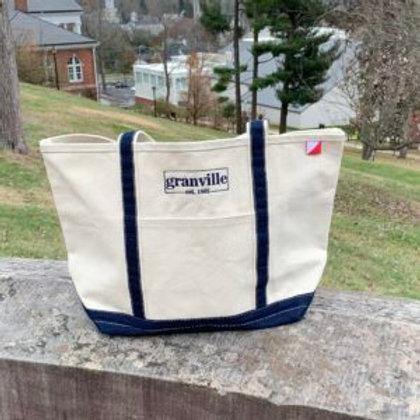 587 GranvilleCanvas Tote Bag