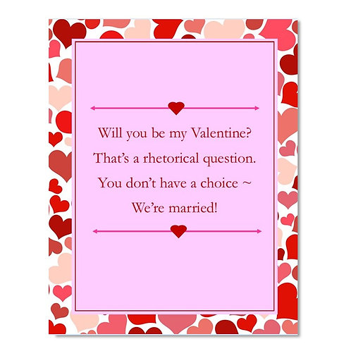 Valentines Day Greeting Card - 5
