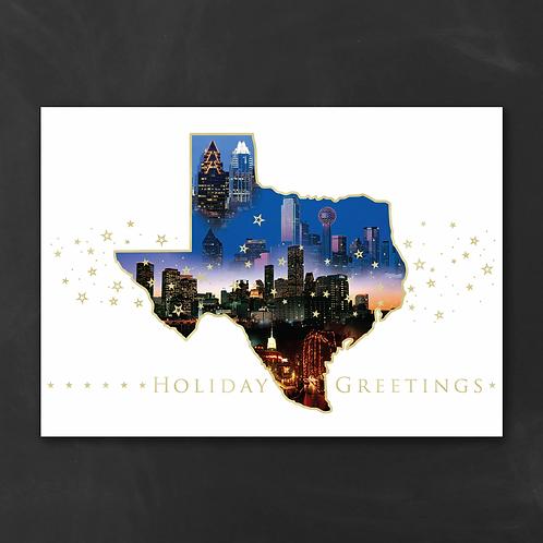 Texas City Sights  YM18313FC