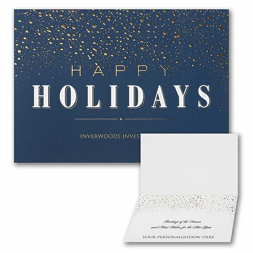 Dazzling Holiday - Holiday Folder YU59347F