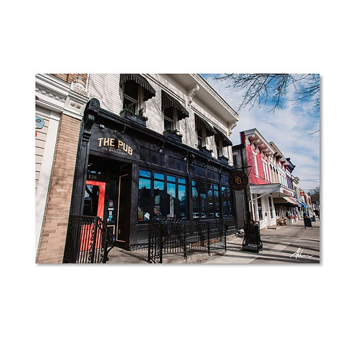 Laura Atchison's Broadway Pub Block