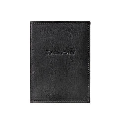 Passport Holder - Vachetta Leather