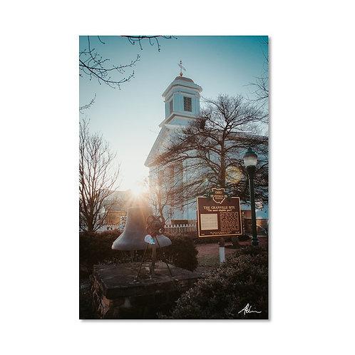 Laura Atchison's St. Luke's Episcopal Church