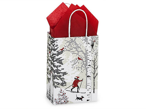 NW Winter Snowday Gift Bag