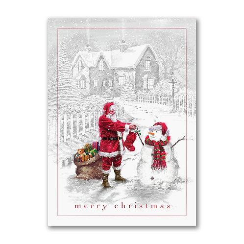 Santa's Friend XCM2046