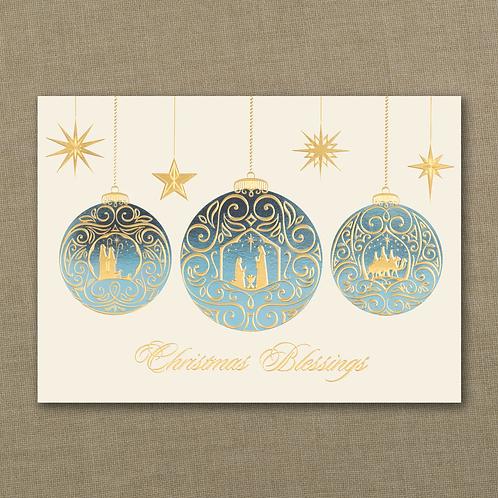 Christmas Blessings - YMM0702