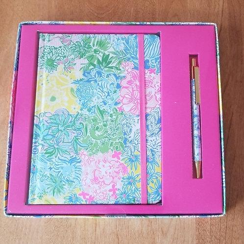 Journal with Pen - Cheek to Cheek