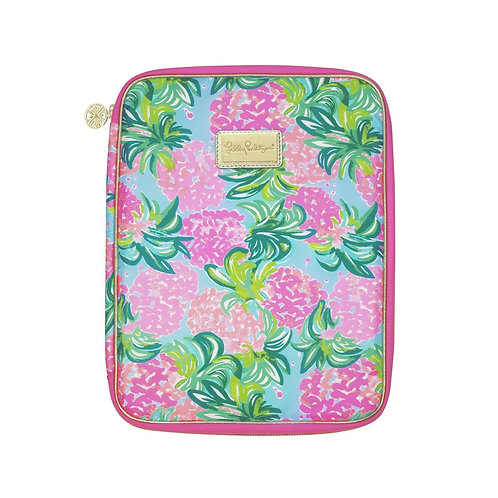 lilly pulitzer agenda folio, pineapple shake
