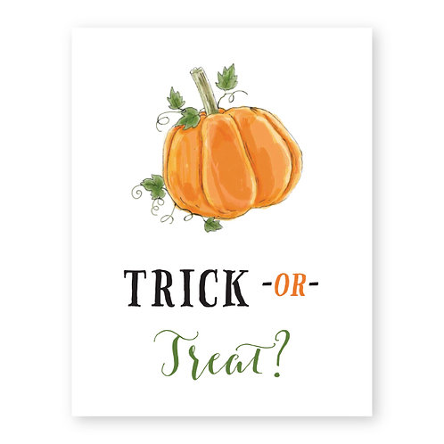 CG908 Trick-or-Treat