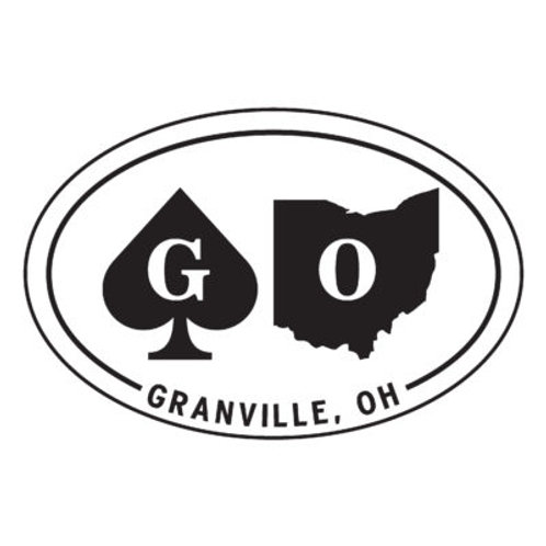 587Granville Sticker