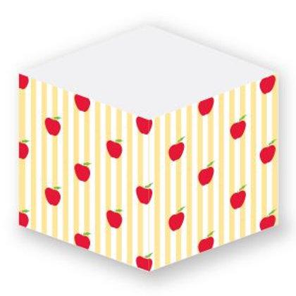 Teacher Sticky Cube