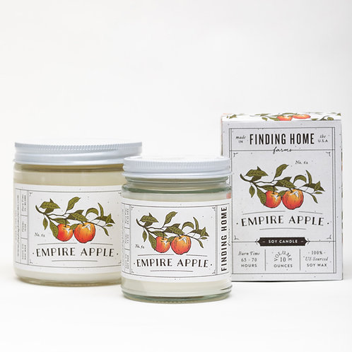 Finding Home Farms Empire Apple Soy Candle