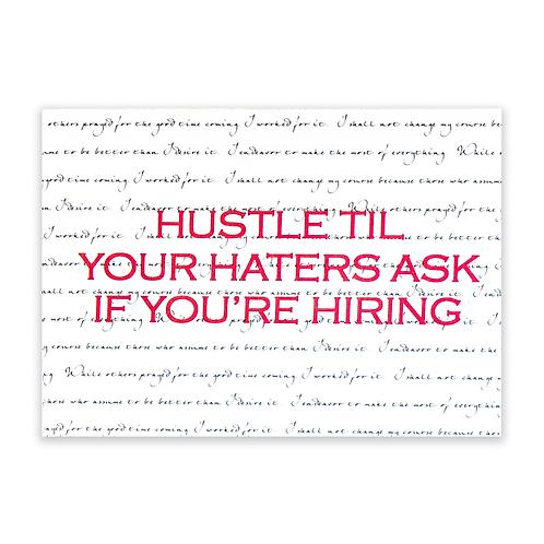 Girl Boss: Hustle