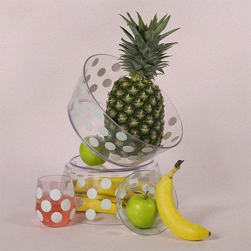 kate spade new york drinkware set, jumbo dot