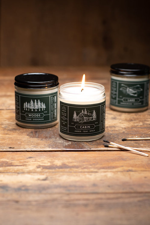 Finding Home Farms Cedar Lake Collection Candles