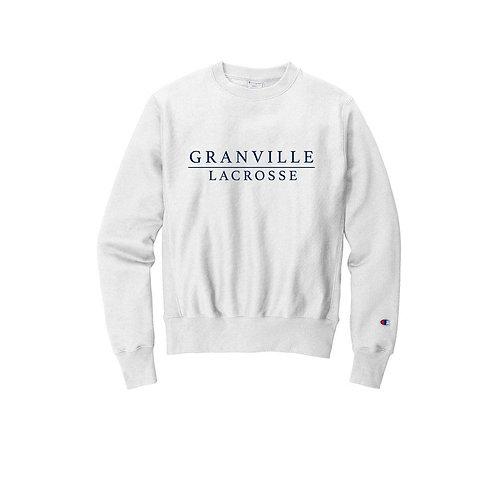 Champion White Sweatshirt by 587Granville