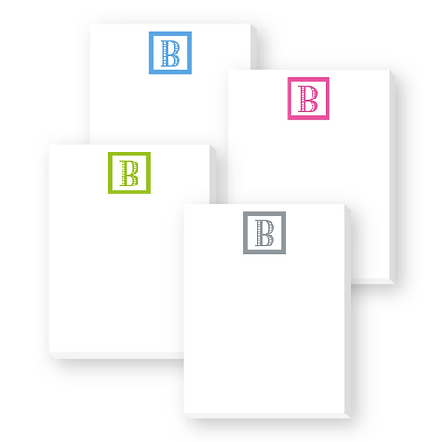 Cute Notepad (4 pack)
