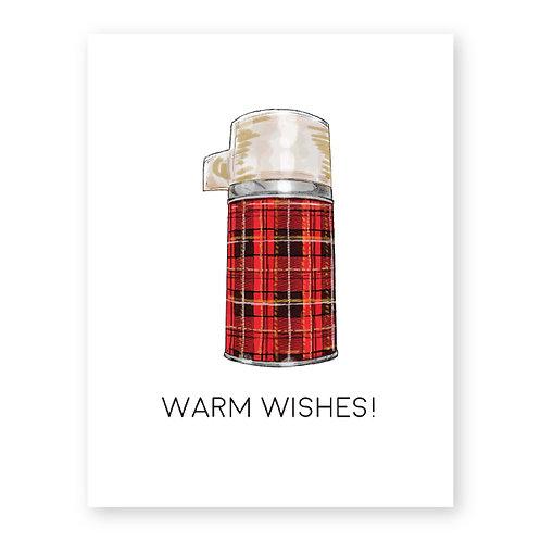Warm Wishes! (mug)