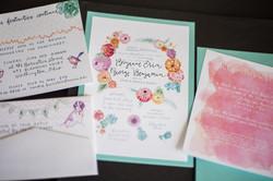 Gallery Flower Card
