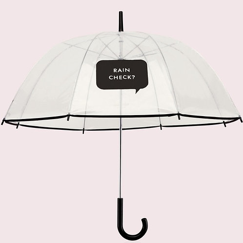 Kate Spade Rain Check Bubble Umbrella