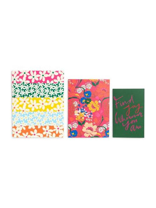 Notebook Set - Find Joy