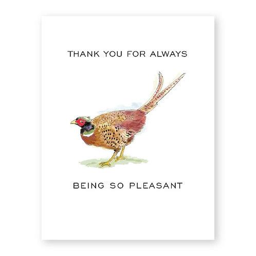 CG869 Pleasant