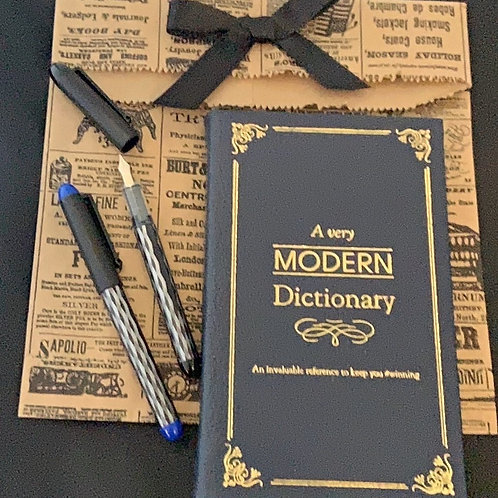 A Very Modern Dictionary Giftset