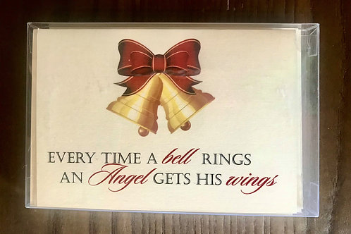 JW Every Time a bell Rings and Angel Gets His wings  Holiday Boxed Set