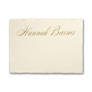 Personalized Notecards SD70552