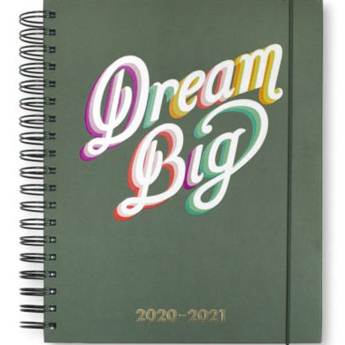 Kate Spade 17 Month Mega Planner, Dream Big