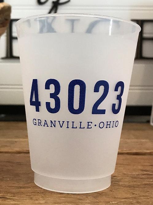 43023 Granville Beach & Lake Cups