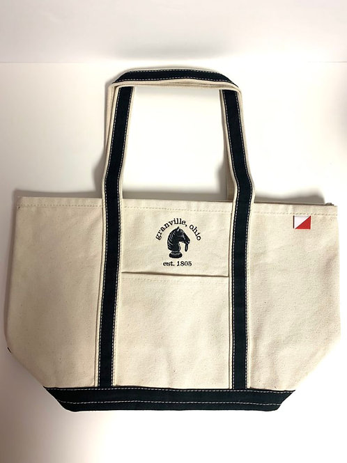 587 GranvilleCanvas Tote Bag