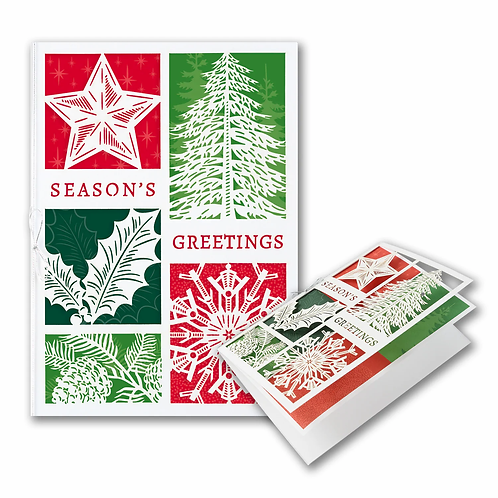 Season's Greetings Elements   YMM1686