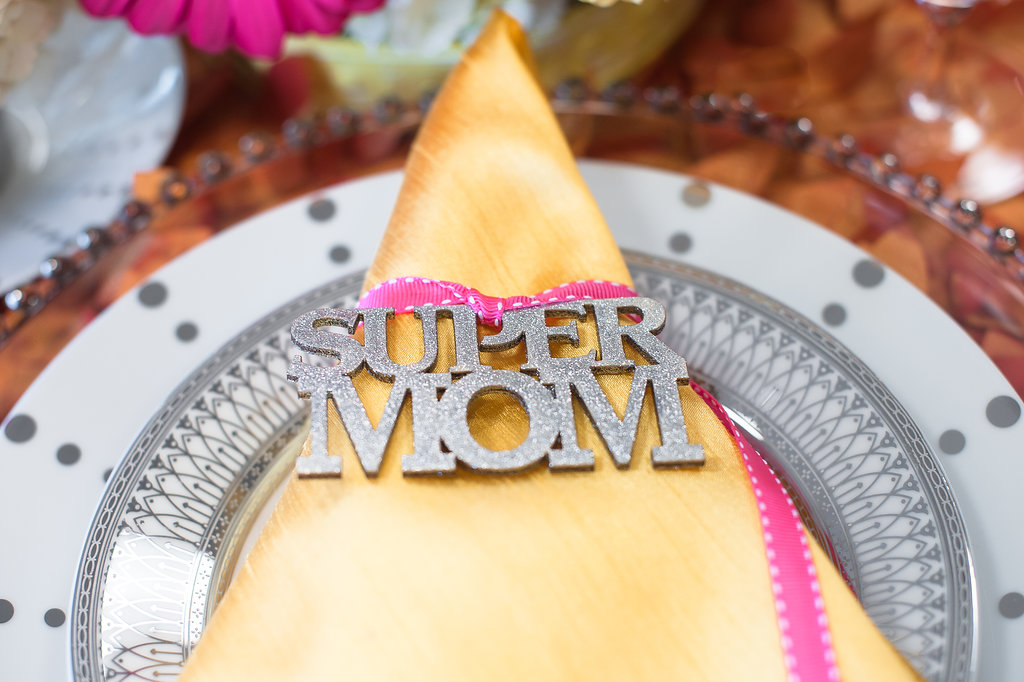 Distinct Event Super Mom