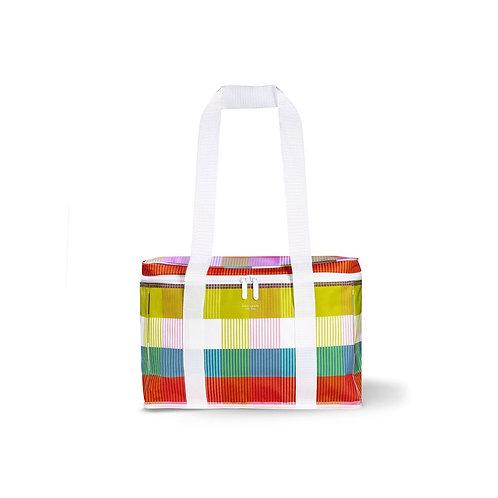 kate spade new york-spade cooler bag, rainbow plaid