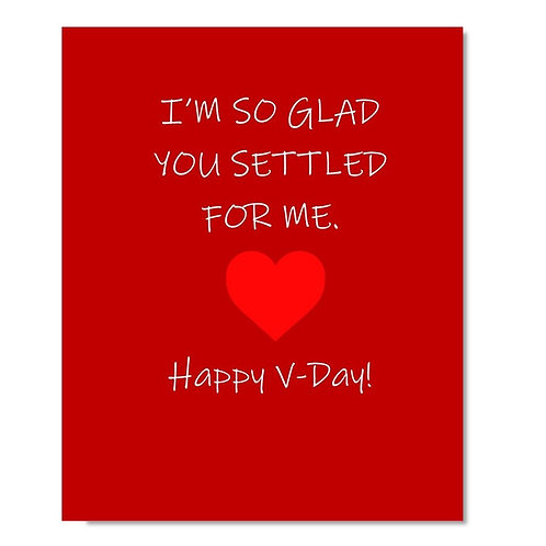 Valentines Day Greeting Card - 14
