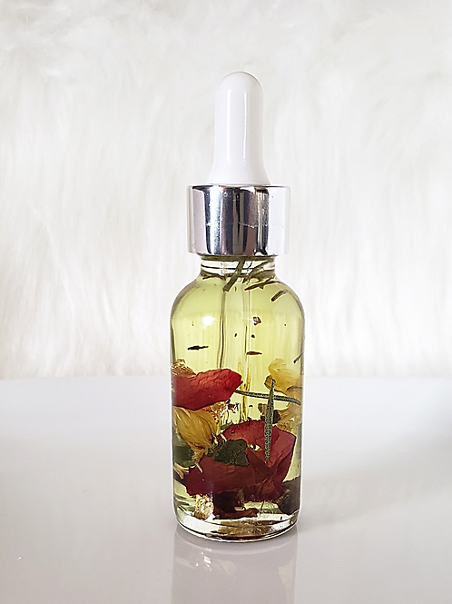 Fleur Thought -Gratitude Body Oil