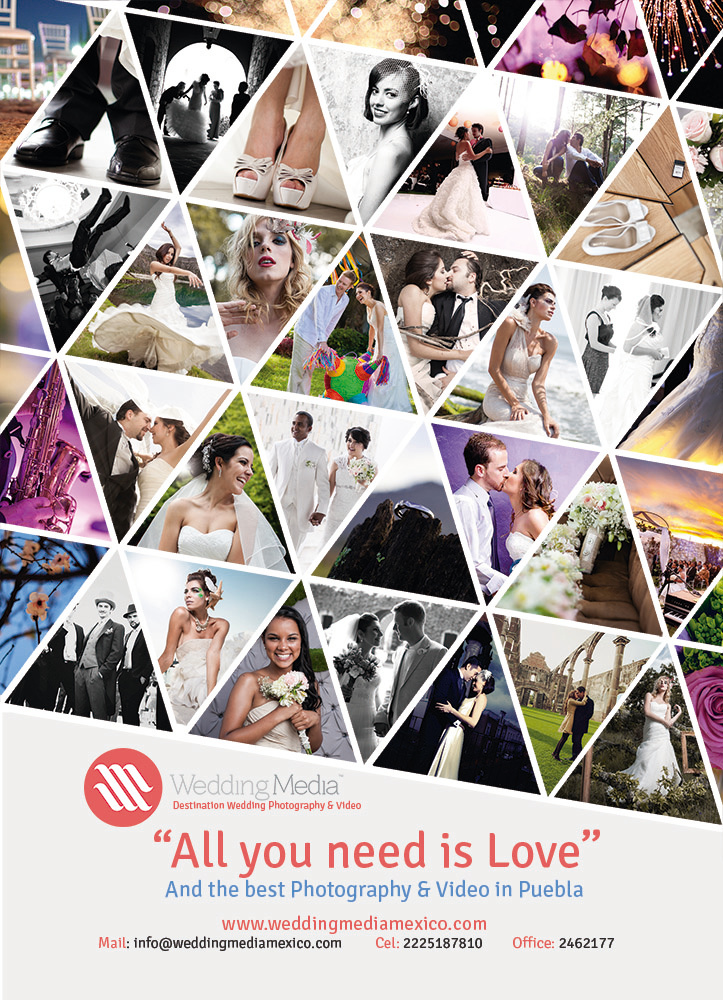 Ad for Wedding Photography