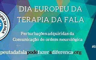 6 de Março - Dia Europeu da Terapia da Fala - RASTREIOS GRATUITOS