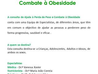 """Programa """"Perda de Peso e Combate à Obesidade"""""""