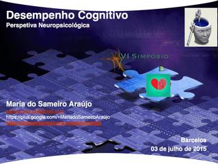 VI Simpósio - Apresentação de Doutora M. Sameiro Araújo