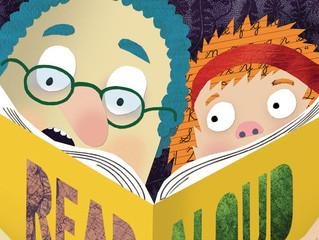 Ler histórias a crianças pequenas pode alterar ativação cerebral