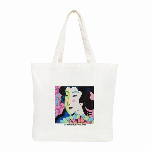 Madame Butterfly 2021 Tote Bag