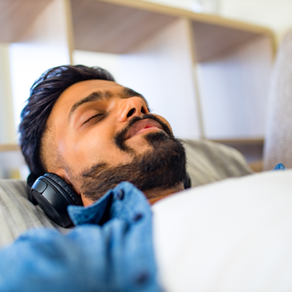 CONSCIOUS REST TO COMBAT PROLONGED STRESS