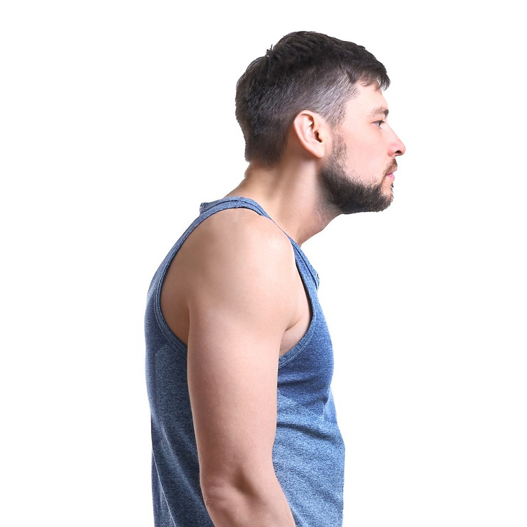 Freeing Rounded Shoulders