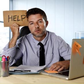 STRESS CREATES DIS-EASE