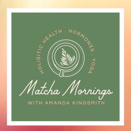 Matcha Mornings Podcast