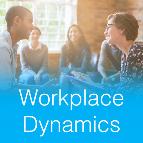 Workplace Dynamics + DiSC or MBTI